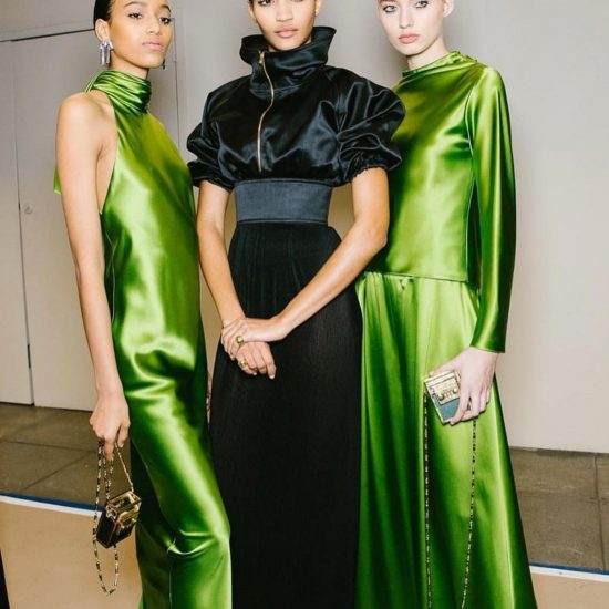 Brandon Maxwell– Photo: Reproduction / Instagram